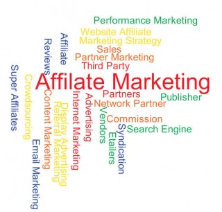 Affiliate Marketing Wordle