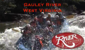 Upper Gauley Whitewater Rafting Video