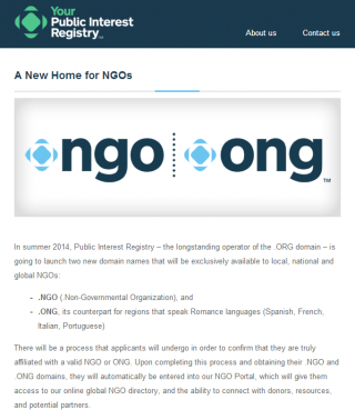 NGO Newsletter 2