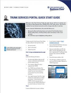 trunk-services-guide